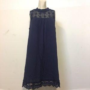 Hint of mint Anthropologie shift dress